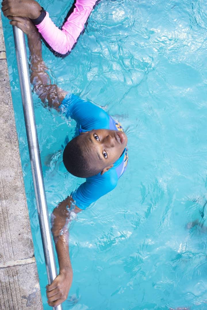 Swimming Time Album